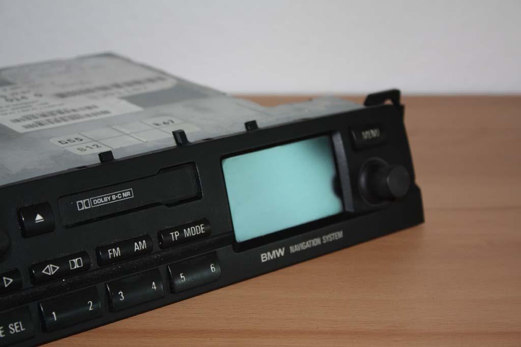 bmw 3er e46 radionavigation radio navigation navi gps ebay. Black Bedroom Furniture Sets. Home Design Ideas